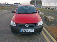 Volkswagen fox 1.2 2007 49000miles mot 1year