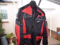 Waterproof padded RST Motorbike jackets