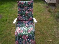 Sun Lounger / Garden Chair