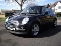 Mini Cooper, Black, Good Condition