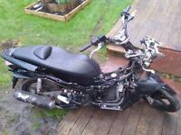 HONDA PCX 125cc 51 POWER EXCERLLET MECHANILLY RUN ! ! !