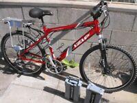 Electric mountain bike IZIP Spares or repair