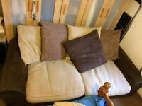Second Hand Fabric Sofa