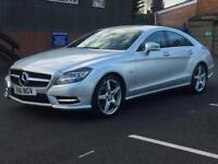 MERCEDES CLS 350 CDI 2012 (61 REG)*£13699*LOW MILES*FULL DEALER HISTORY*PX WELCOME*DELIVERY