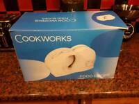 Cookworks food slicer