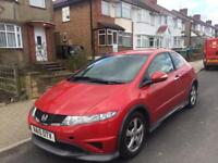 HONDA CIVIC TYPE S 2010/10 1.4 I- VTEC not bmw Mercedes Audi or opel vw golf or polo