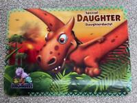 Daughter Dinosaur Placemat Mouse mat