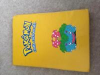 Pokèmon cards 240+ good condition included Tazo's and collectors book