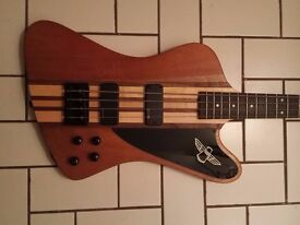 Epiphone Thunderbird Pro IV Bass in Natural Oil