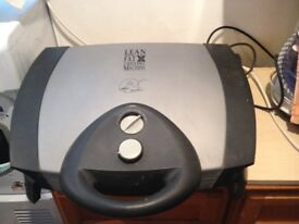 George Foreman extra large electric grill
