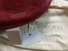 Gorgeous Jimmy Choo Leather Solar bag