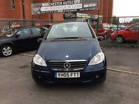 Mercedes-Benz A Class 1.5 A150 Classic 5dr FULL SERVICE HISTORY,