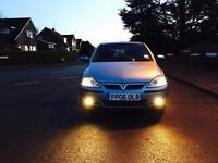 CORSA2006-1.2 SXI TWINPORT-5 DOORS GOOD RUN AROUND-MOTED-HPI CLEAR CLEAN IN OUT GREAT CHEAP CAR