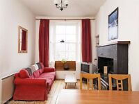 Traditional Comely Bank Flat to Let, Original Features, Extremely Quiet