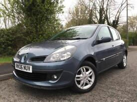 Renault Clio 1.4 16v Dynamique 5dr +MOT+WARRANTY+ALLOYS+