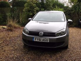 VW Golf 1.2 TSI in excellent condition