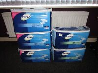 Incontinence Slips SMALL - PE backed Tena/Molicare/Attends