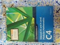C2 C3 and C4 edexcel A levels maths