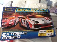 SCALEXTRIC extreme speed