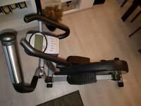 York Fitness x730 cross trainer Platinum