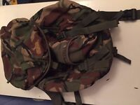 BCB Camouflage day backpack, rucksack
