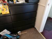 Chest of drawers (4 drawer)