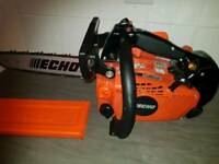 Echo cs 360 tes top handle chainsaw