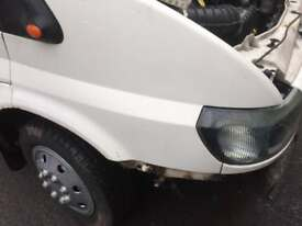 Ford transit o/s front wing