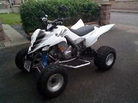 Yamaha Raptor 700R road legal Quad