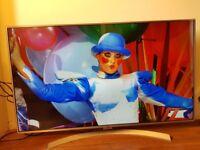 LG 55 Inch Smart 4K Ultra HD HDR LED TV With Freeview HD /Freesat HD (Model 55UJ701)!!!