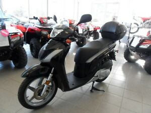 2010 Honda SH150I RARE!!! EXCEPTIONAL CONDITION! BIG WHEEL!!!