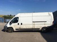 BREAKING 2008 CITROEN RELAY PEUGEOT BOXER 2.2 HDI FOR PARTS