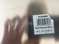 John Lewis fish poacher / kettle