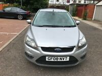 2008 Ford Focus 1.8 TDCi Titanium 5dr Warrented Mileage @07445775115@
