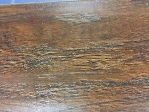 In Stock - Braylon Floors Wire Brushed Laminate Flooring