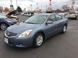 2012 NISSAN ALTIMA 2.50 S- CRUISE CONTROL, KEYLESS IGNITION, CD