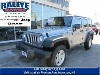 2015 Jeep WRANGLER UNLIMITED Sport 4X4 Automatic