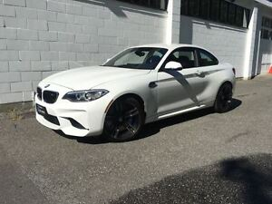 2016 BMW M2 Only 7000kms! No Accidents!