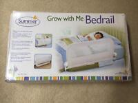 Bedrail for cotbed or single bed 18m -5 years old