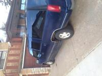98 suburban blue 289 km must go $1000 Obo as is