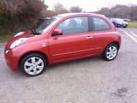 NISSAN MICRA N-TEK 1.3 AUTOMATIC ONLY 21,000 MILES