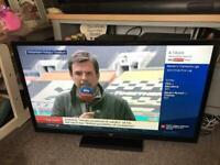 "32"" hd bush lcd tv good full working condition"