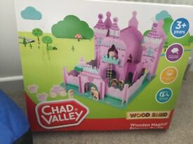 New Chad valley castle