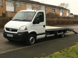 VAUXHALL MOVANO 2.5 6 SPEED RECOVERY/CAR TRANSPORTER BRAND NEW BODY WINCH