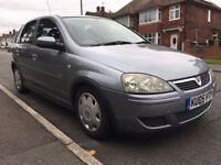 *** Absolute Bargain *** 2005 Vauxhall Corsa 1.2 Design 5 Dr, 83k Miles, FSH, Long MOT