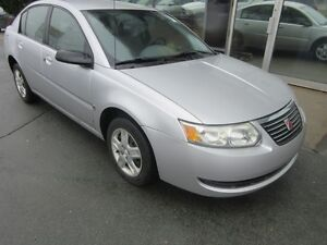 2006 Saturn Ion 1 5-SPEED SEDAN WITH LOW LOW KMS