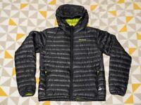 Macpac Supanova Microbaffel Goose Down Jacket Small