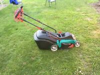 Bosch rotak 43 urgo flex rotary lawnmower