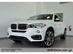 2015 BMW X6 xDrive35i, Groupe Supérieur, Groupe Siège Confort