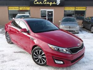 2015 Kia Optima LX - Remote Start, Panoramic Sunroof, H. Seats